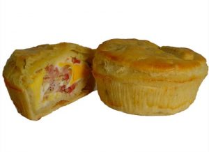 Phoenix Bacon and Egg Pie 165g FROZEN