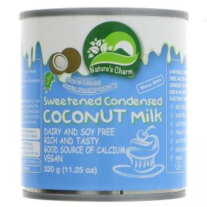 Natures Charm Sweet Condensed Coconut Milk 320g
