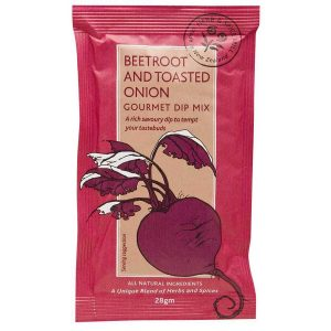 Herb & Spice Mill Beetroot Onion Dip Mix 28g