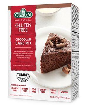 Orgran Chocolate Cake Mix 375g