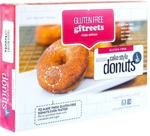 GFTreets Donuts 300g FROZEN