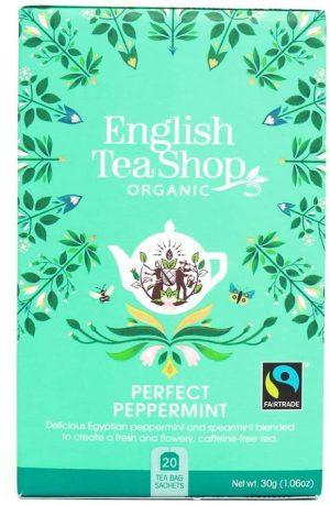 English Tea Shop - Perfect Peppermint 30g