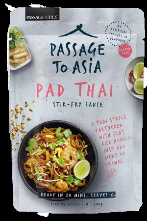 Passage to Asia Pad Thai Stir-Fry Sauce 200g