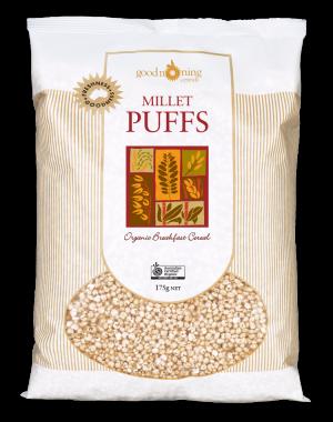 Good Morning Millet Puffs 175g
