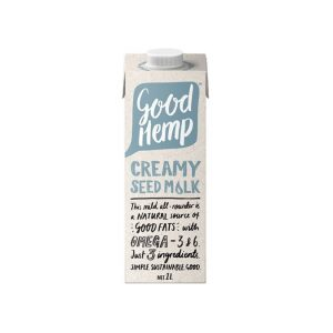 Good Hemp Creamy Seed Milk 1Lt
