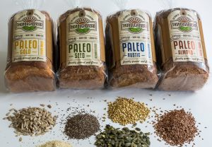 Thoroughbread Paleo Seed Loaf 600g