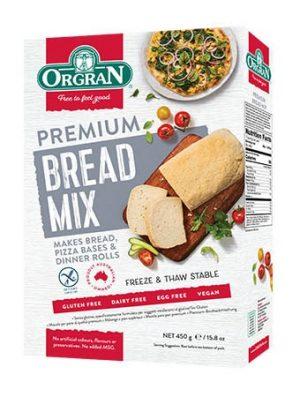 Orgran Premium Bread Mix 450g