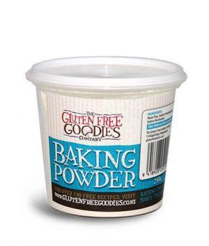 GF Goodies Baking Powder 250g