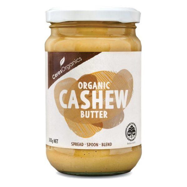 Ceres Organics Cashew Butter 300g
