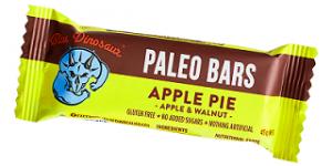 Blue Dinosaur Paleo Bar - Apple Pie 45g