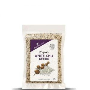 Ceres Organics White Chia Seeds 125g