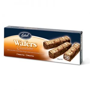 Eskal Wafer Chocolate Biscuits 130g