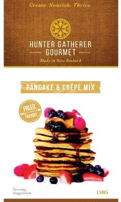 Hunter Gatherer Pancake Waffle & Crepe Mix 150g