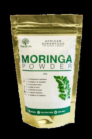 Tree Of Life Moringa Powder 200g