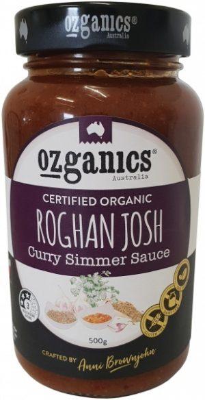 Ozganics Rogan Josh 500g