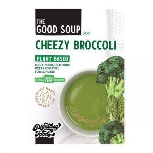 Plantasy Foods The Good Soup Cheezy Brocolli 30g