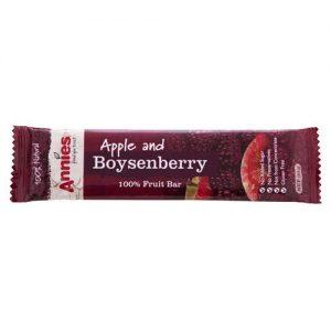 Annies Fruit Bar Apple Boysenberry 30g