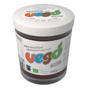 Vego Hazelnut Chocolate Spread 200g