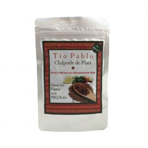 Tio Pablo Chilpotle de Plata Spicy Mexican Seasoning Mix 70g