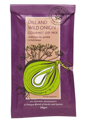 Herb & Spice Mill Dill and Onion Dip Mix 28g