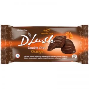 DLush Double Choc Orange 150g
