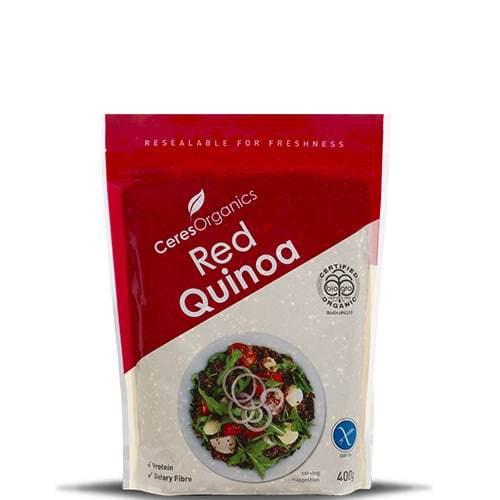 Ceres Organics Red Quinoa 400g