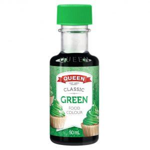 Queen Food Colour Green 50ml