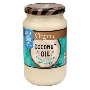 Chantal Organic Coconut Oil Neutral 400g