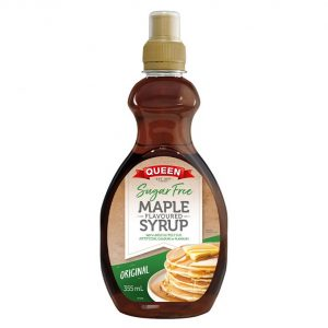 Queen Sugar Free Maple Syrup 355ml