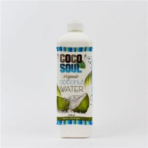 CocoSoul Coconut Water 1250ml