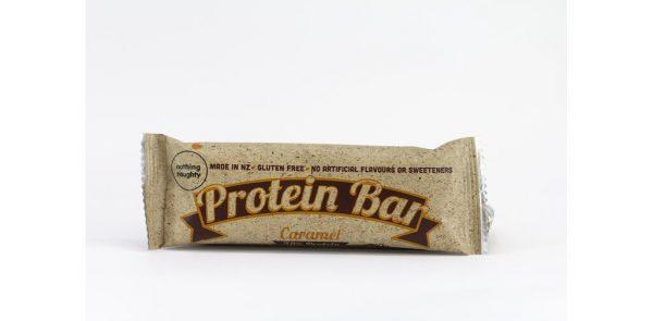 Nothing Naughty Protein Bar - Caramel 40g