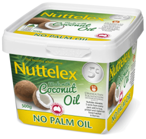 Nuttelex With Coconut Oil 375g