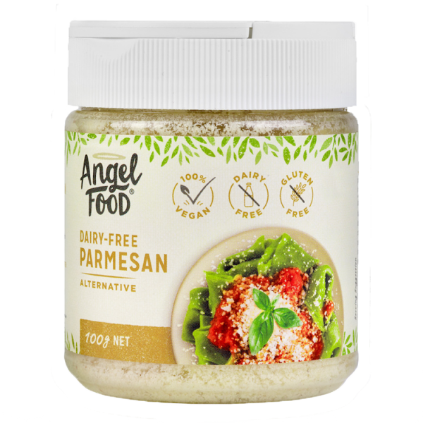 Angel Food Parmesan Alternative 100g