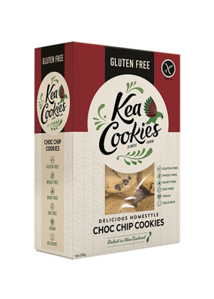 Kea Cookies Chocolate Chip 250g