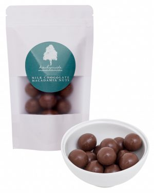 Harbourside Macadamias Milk Chocolate Macadamias 130g