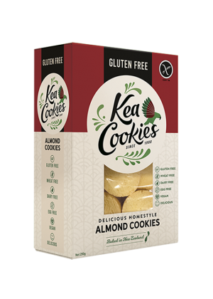 Kea Cookies Almond 250g