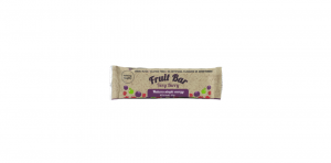 Nothing Naughty Fruit Bar - Very Berry 35g