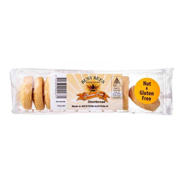 Busy Bees Butter Shortbread 180g