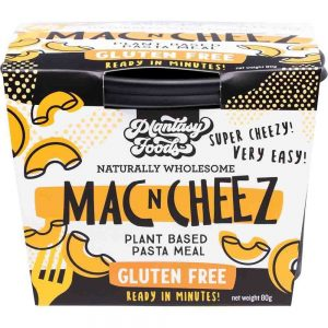 Plantasy Foods Mac n Cheez Bowl 80g