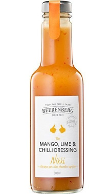 Beerenberg Mango Lime and Chilli Dressing 300ml