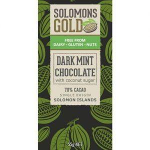 Solomons Gold Dark Mint 55g