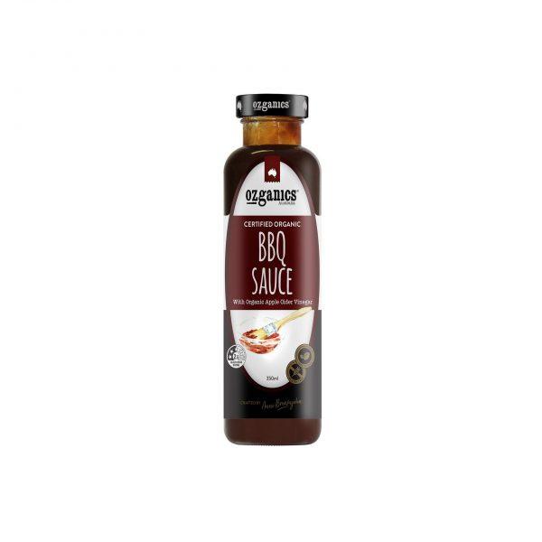 Ozganics BBQ Sauce 350g