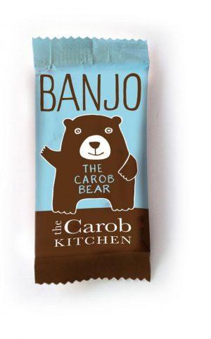Banjo Carob Bear 15g VEGAN
