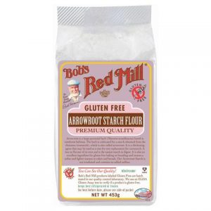 Bobs Red Mill Arrowroot Starch/Flour 453g