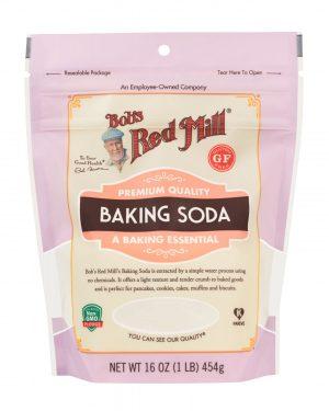 Bobs Red Mill Baking Soda 454g