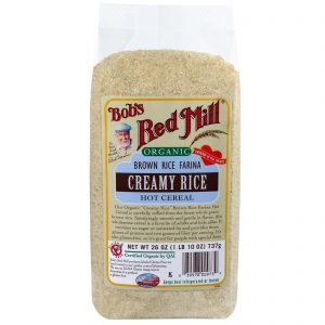 Bobs Red Mill Brown Rice Farina 737g
