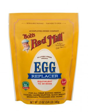 Bobs Red Mill GF Vegan Egg replacer 340g