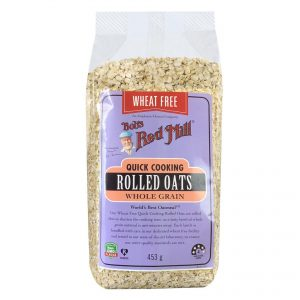 Bobs Red Mill Quick Cooking Oats 453g