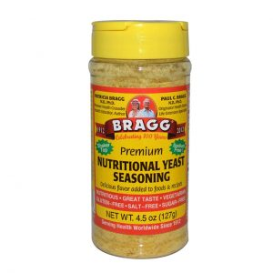 Bragg Nutritional Yeast Seasoning 127g