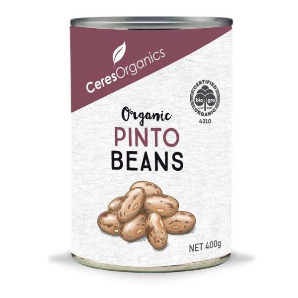 Ceres Organics Pinto Beans Tin 400g